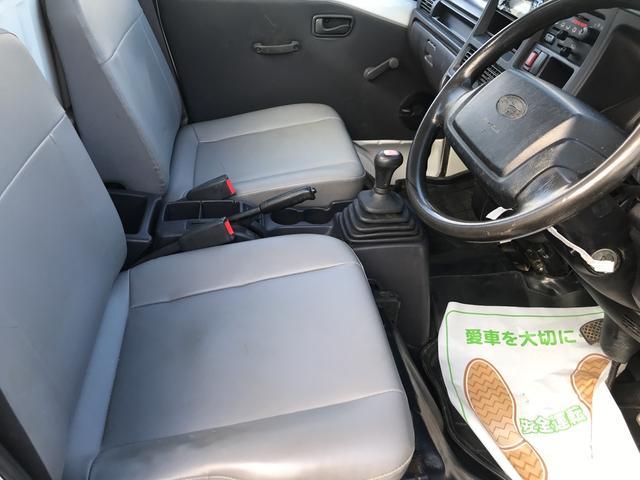 JA-TC 4WD 5速MT エアコン CD ドアスピーカー(13枚目)