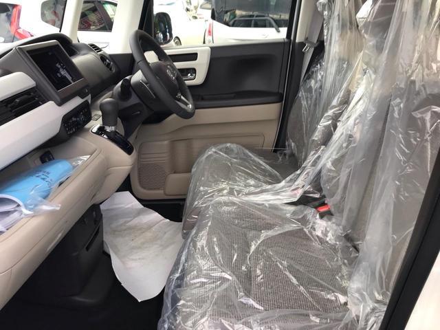 G・LターボSEN 4WD 届出済未使用車 左右電動 Bカメ(5枚目)
