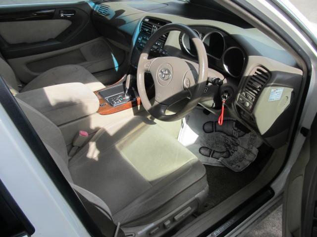 トヨタ アリスト S300 HDDナビ ローダウン 社外19AW