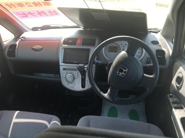 ホンダ ライフ F 4WD ナビTV ETC