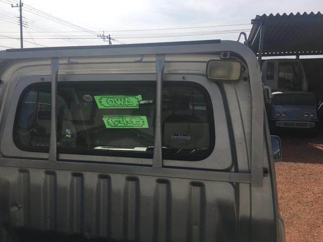 ダイハツ ハイゼットトラック エクストラ 4WD オートマ ゴムマット 三方開 12AW