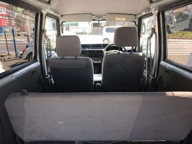 4WD エアコン パワステ PW オートマ Wエアバッグ(9枚目)