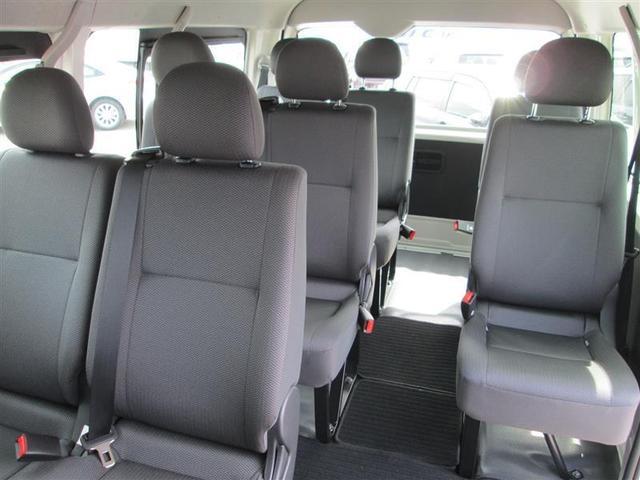 DX 4WD オートマ 乗車定員10人 ロングラン保証(8枚目)