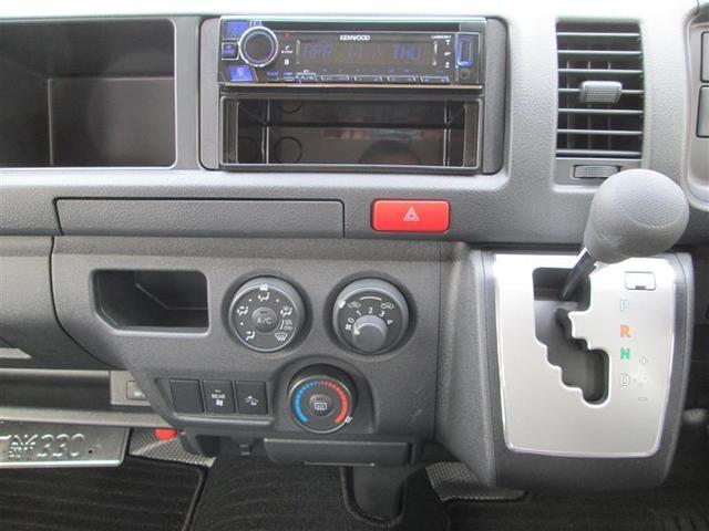 DX 4WD オートマ 乗車定員10人 ロングラン保証(12枚目)