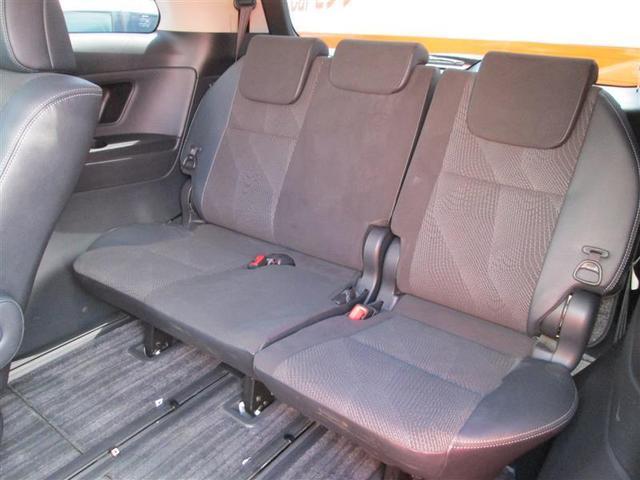アエラス 4WD フルセグ メモリーナビ DVD再生 バックカメラ ETC 両側電動スライド HIDヘッドライト 乗車定員7人 3列シート 記録簿 ロングラン保証(9枚目)