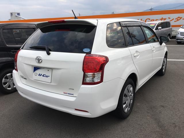 トヨタ カローラフィールダー 1.5X ビジネスパッケージ 4WD ナビ ロングラン保証