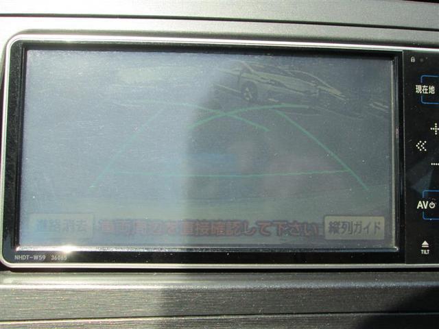 バックモニター付なので、車庫入れが苦手な方も安心・安全に車庫入れできます。