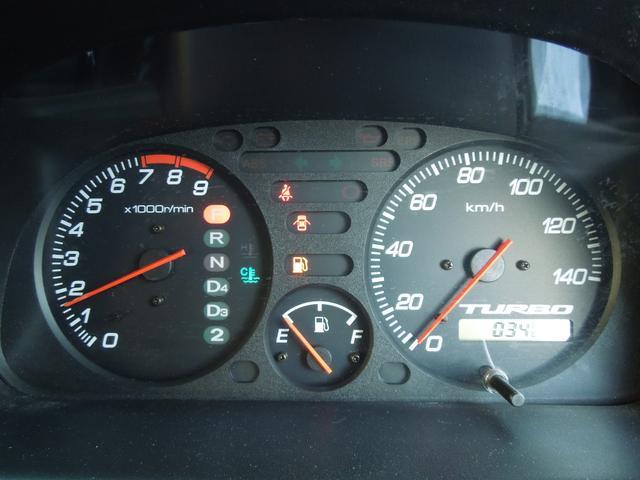 ホンダ バモス ターボ 4WD オートマ