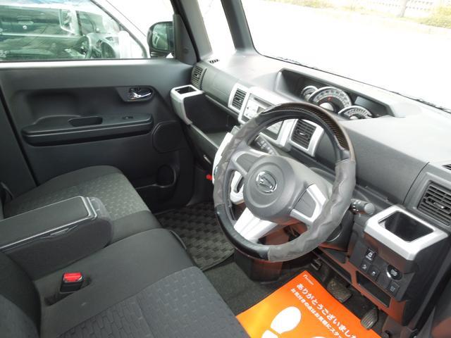 ダイハツ ウェイク X SA 4WD 左側電動スライド