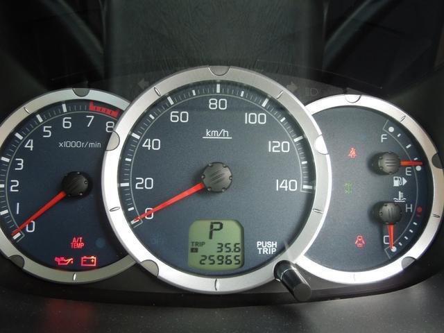 エクシード 4WDターボ(9枚目)