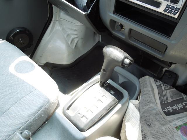エアコン パワステ 4WD オートマ(9枚目)