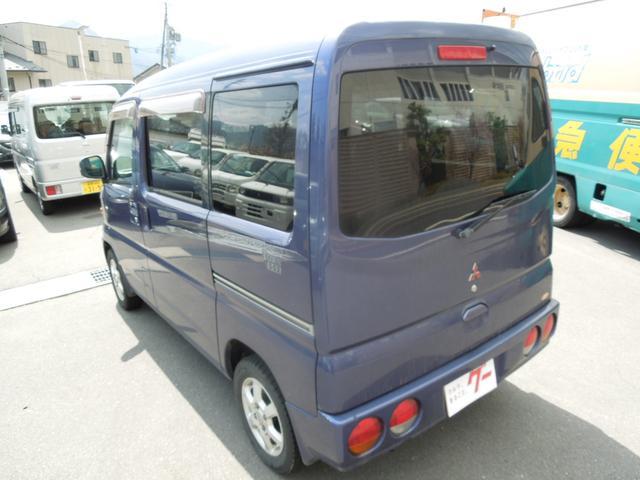 三菱 タウンボックス セレクト 4WD オートマ
