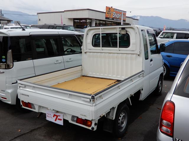 ダブルキャブ エアコン パワステ 4WD オートマ(4枚目)