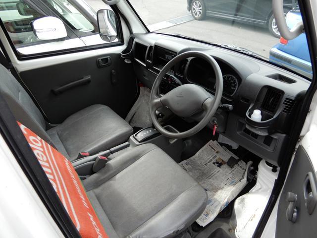 ダブルキャブ エアコン パワステ 4WD オートマ(8枚目)