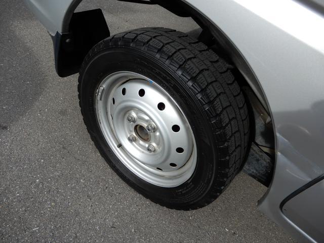 ジョイポップターボ 4WD 5速マニュアル スノープラウ付き(17枚目)