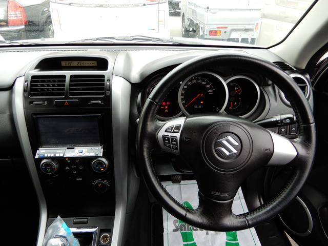 2.0XG 4WD 5速マニュアル フルエアロ 社外AW(9枚目)