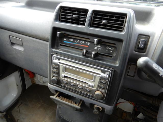 4WD 5速マニュアル パワステ(10枚目)