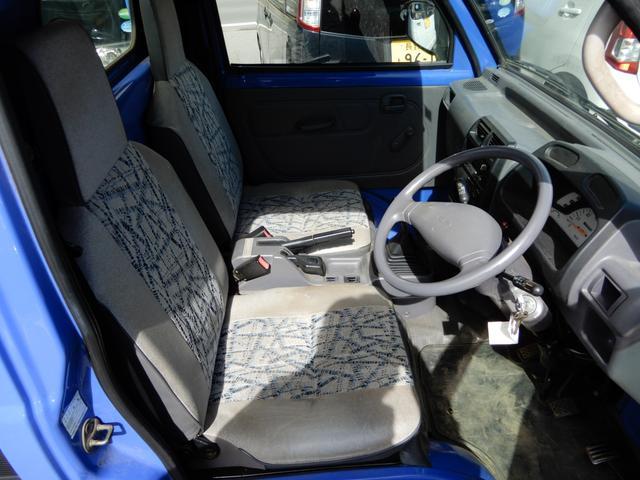 VX-SE 4WD 5速マニュアル パワステ(9枚目)