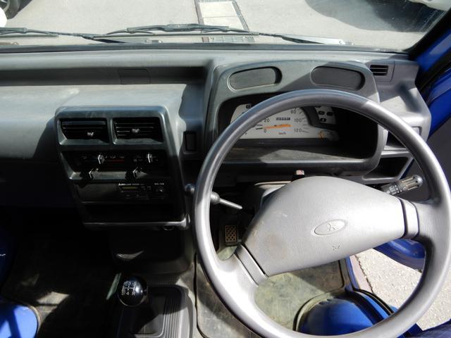 VX-SE 4WD 5速マニュアル パワステ(11枚目)