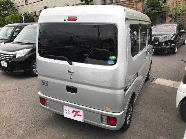 4WD AC CVT 軽バン 両側スライドドア AW(4枚目)