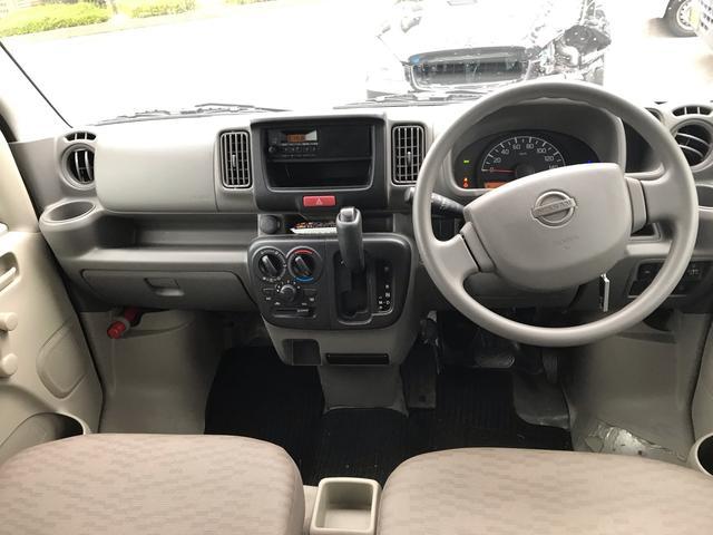 4WD AC CVT 軽バン 両側スライドドア AW(7枚目)