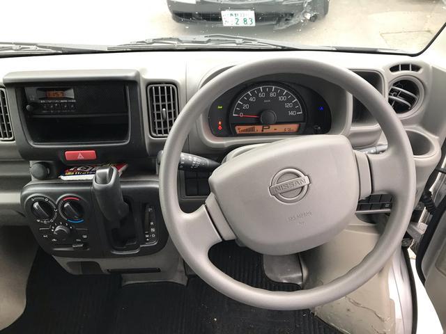 4WD AC CVT 軽バン 両側スライドドア AW(9枚目)