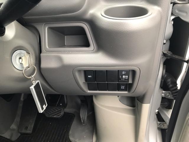 4WD AC CVT 軽バン 両側スライドドア AW(11枚目)