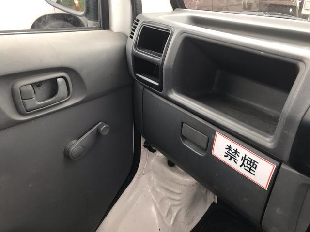 4WD AC AT 軽トラック 2名乗り ホワイト(12枚目)