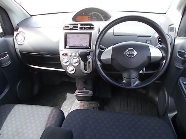 RS FOUR 4WD メモリーナビ ワンセグTV HID(7枚目)