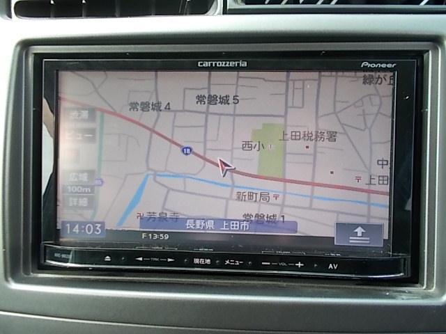 RS FOUR 4WD メモリーナビ ワンセグTV HID(11枚目)