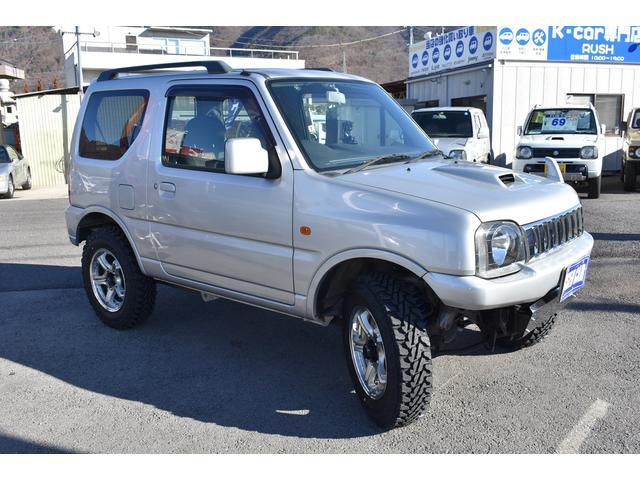 マツダ AZオフロード XC 4WD 5MT