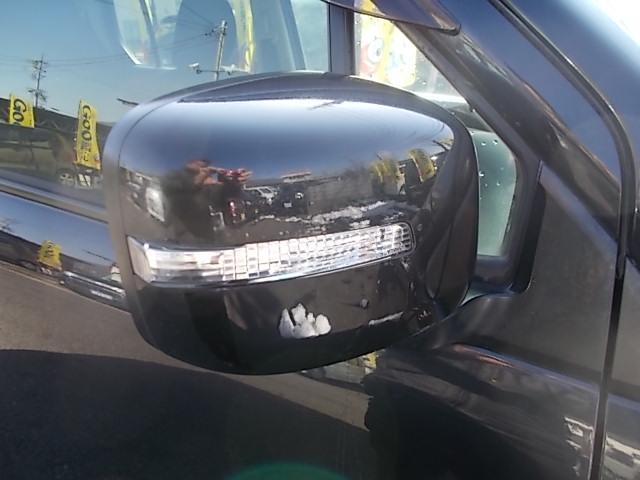 LEDウインカー付ミラー!