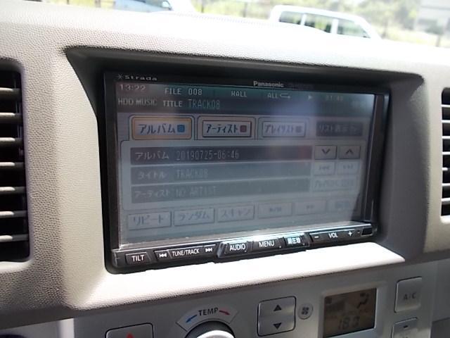 PZターボ 4WD HDDナビ フルセグTV ETC(14枚目)