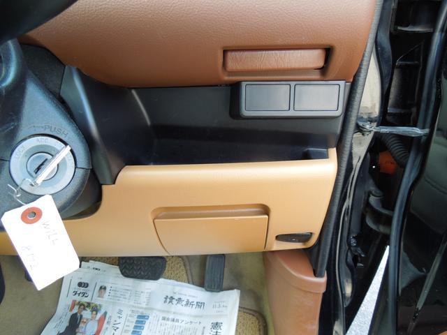 トヨタ WiLL Vi ベースグレード アルミ