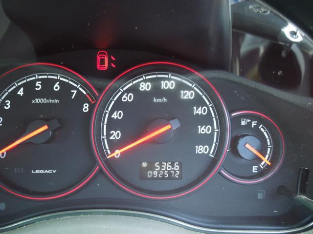 2.0GTスペックB 4WD 社外17AW STiシート(9枚目)