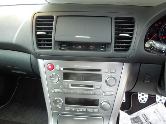 2.0GTスペックB 4WD 社外17AW STiシート(10枚目)