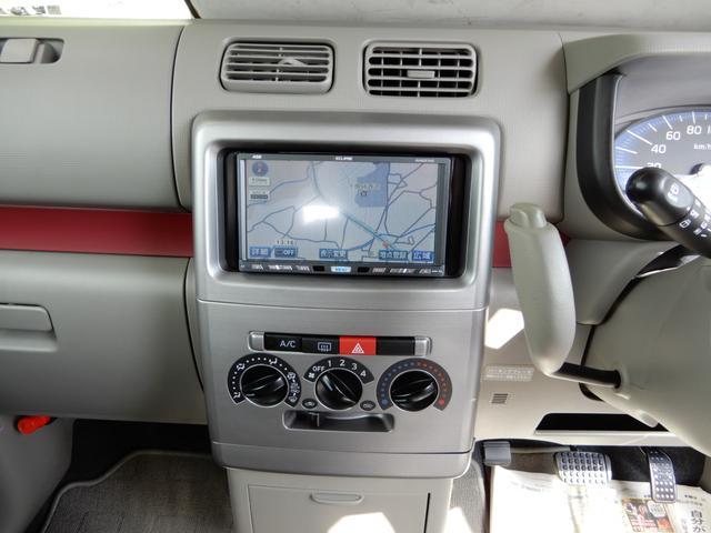 L 社外HDDナビ 2WD WSRS キーレス CD(12枚目)