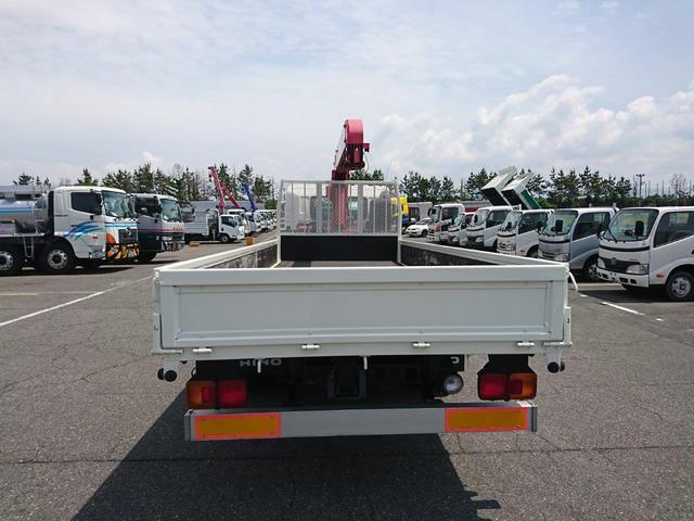 日野 レンジャー 4段ブーム  ラジコン  フックイン