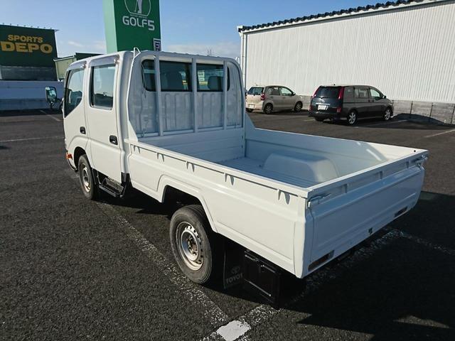 トヨタ ダイナトラック Wキャブシングル 4WD
