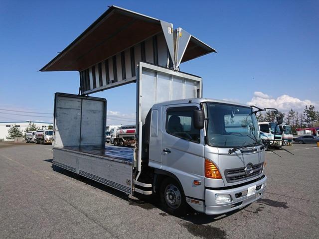「その他」「ヒノレンジャー」「トラック」「新潟県」の中古車2