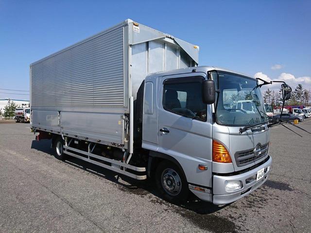 「その他」「ヒノレンジャー」「トラック」「新潟県」の中古車11