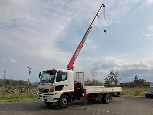 「その他」「ヒノレンジャー」「トラック」「新潟県」の中古車24