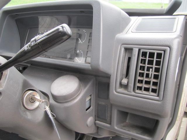 日産 バネットトラック スーパーローGL 4WD 5速MT パワステ