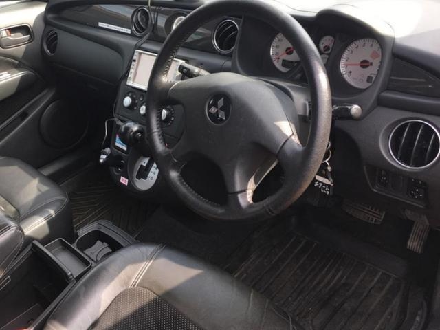 三菱 エアトレック スポーツギアS 4WD