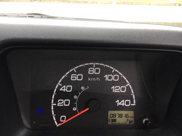 スーパーDX 4WD 5MT パワステ(11枚目)