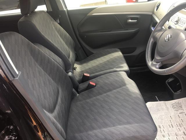 スズキ ワゴンR FXリミテッド 4WD シートヒーター アイドリングストップ