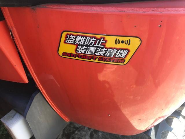 クボタ ホイールローダー R430Z 冬タイヤ装着(20枚目)
