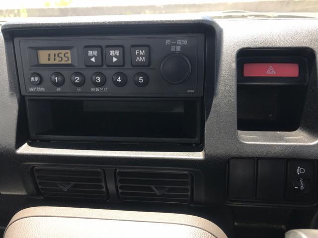 ダンプ 4WD 5速マニュアル パワステ エアバッグ(14枚目)