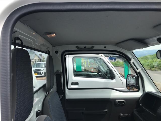 ダンプ 4WD 5速マニュアル エアコン パワステ(17枚目)