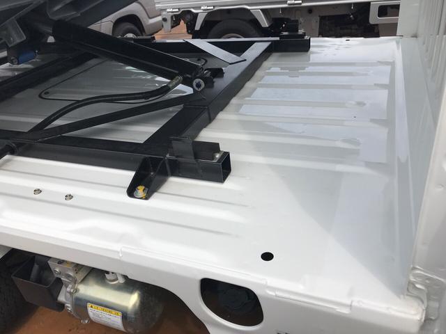 ダンプ 4WD 5速マニュアル エアコン パワステ(20枚目)